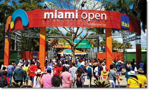 マイアミオープン トップ