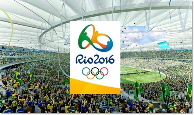 リオオリンピック トップ