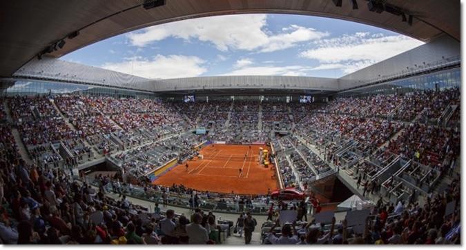 マドリードオープン2017 概要セカンド