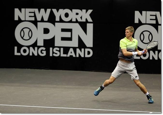 ニューヨークオープン2018 準決勝 アンダーソン