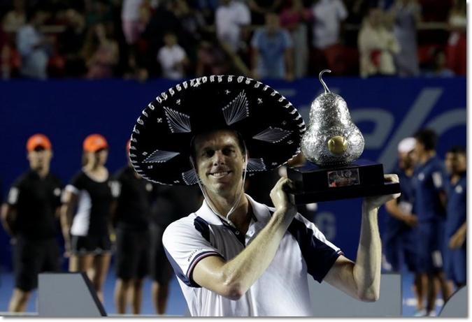 メキシコオープン2018 トップ