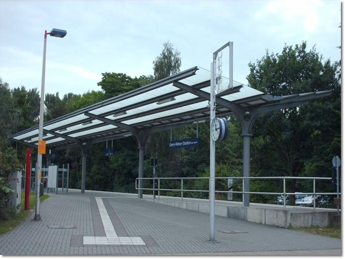 ゲリーウェバーオープン 駅