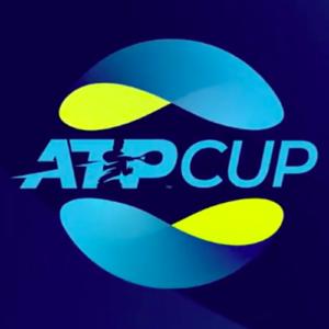ATPカップ2021 ロゴ