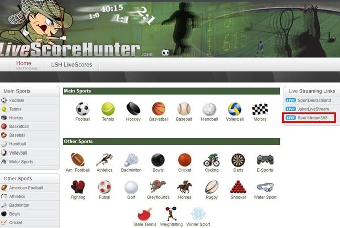 Live Score Hunter1
